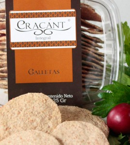 Cracant - Galleta integral